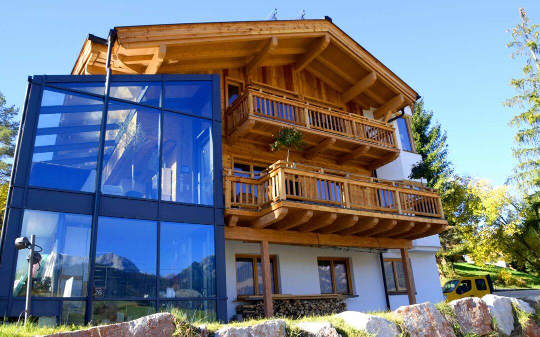 Sanierung Ferienhaus