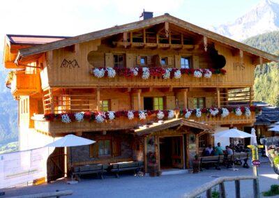 Jufenalm – Alm-Restaurant & Hotel