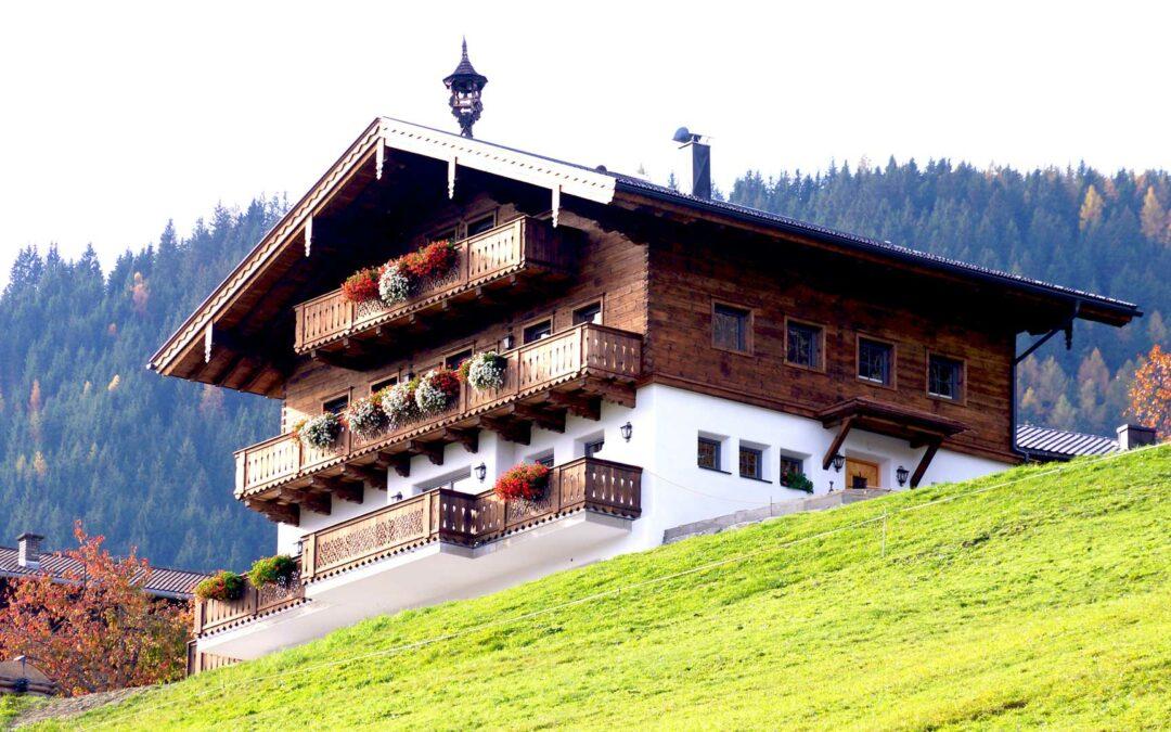 Bauernhaus – Zell am See